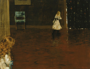 Art Prints of Hide and Seek by William Merritt Chase