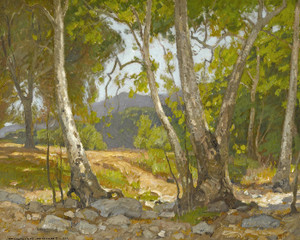 Art Prints of Shady Canyon by William Wendt