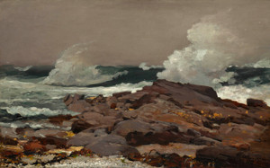 Art Prints of Eastern Point, Gloucester, Maine by Winslow Homer