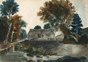 Art Prints of Farm Scene by Winslow Homer
