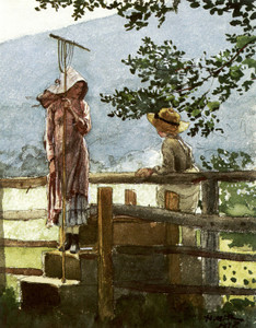 Art Prints of Spring by Winslow Homer