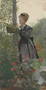 Art Prints of Summer by Winslow Homer