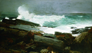 Art Prints of Weatherbeaten by Winslow Homer