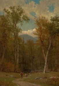 Art Prints of Landscape by Worthington Whittredge