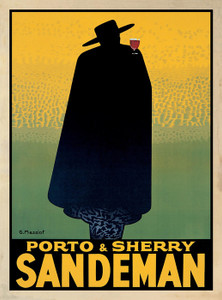 Art Prints of Porto and Sherry Sandeman by an Unknown Artist