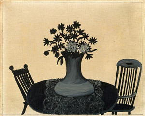 Chairs by Horace Pippin | Fine Art Print