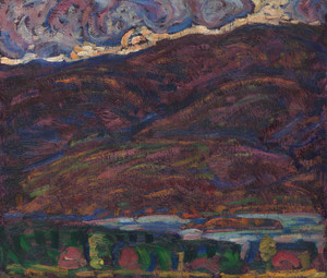 Autumn Color by Marsden Hartley | Fine Art Print