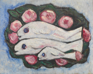 Banquet in Silence by Marsden Hartley | Fine Art Print