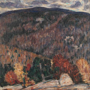 Landscape No. 25 by Marsden Hartley | Fine Art Print