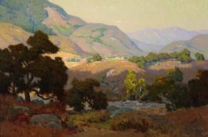 Art Prints of Hidden Valley by Elmer Wachtel