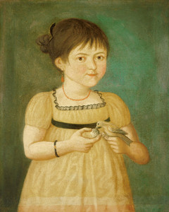 Art Prints of Feeding the Bird by 19th Century American Artist