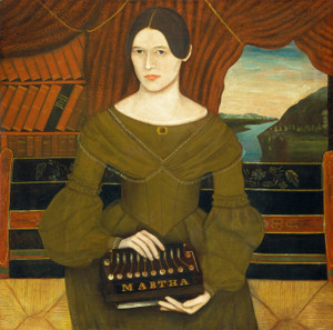 Art Prints of Marsha by 19th Century American Artist