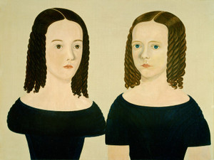 Art Prints of Sisters by 19th Century American Artist