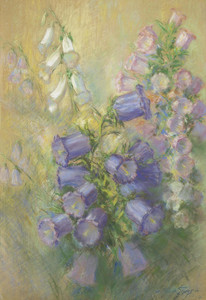 Art Prints of Foxglove by Abbott Fuller Graves