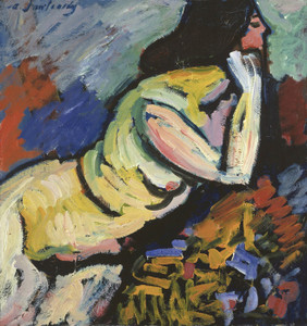 Art Prints of Nude by Alexej Von Jawlensky