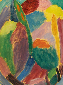 Art Prints of Variation, 1921 by Alexej Von Jawlensky