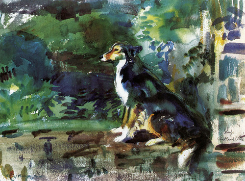 Art Prints of Ship by Alfred James Munnings