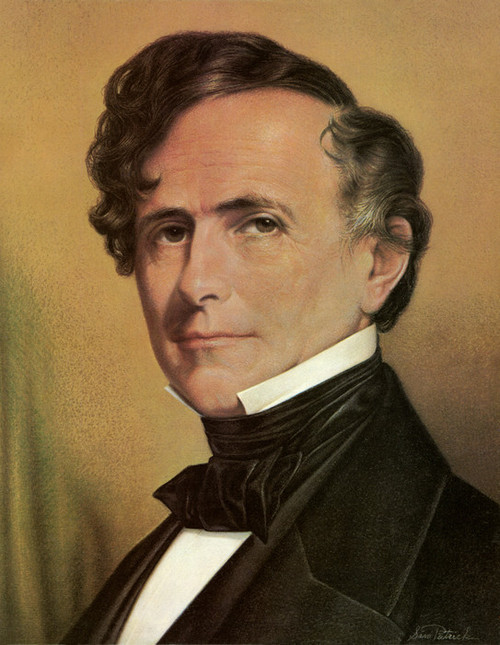 Art Prints of Franklin Pierce, Presidential Portraits