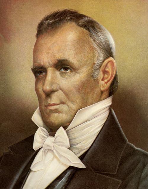 Art Prints of James Buchanan, Presidential Portraits