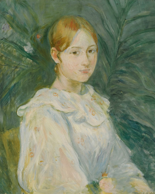 Art Prints of Alice Gamby by Berthe Morisot