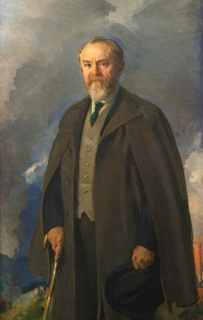 Art Prints of Portait of Henry Phipps Jr. by Cecilia Beaux