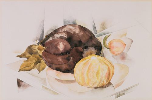 Art Prints of Eggplant by Charles Demuth