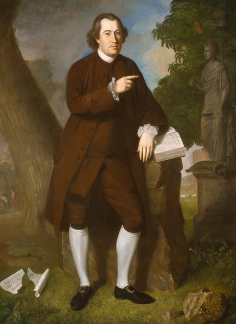 Art Prints of John Beale Bordley by Charles Willson Peale