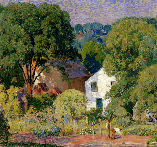 Art Prints of Day in June by Daniel Garber