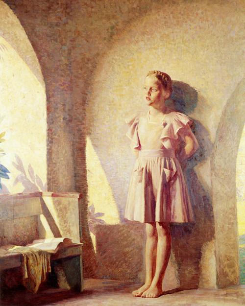 Art Prints of Fanny by Daniel Garber