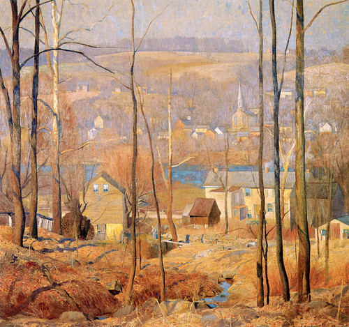 Art Prints of Geddes Run by Daniel Garber