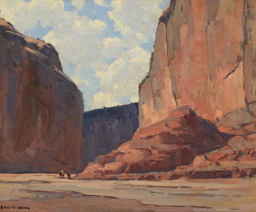 Art Prints of Canyon de Chelly by Edgar Payne