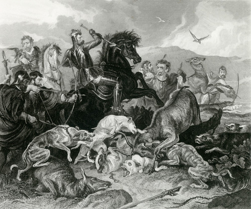 Art Prints of Chevy Chase by Edwin Henry Landseer