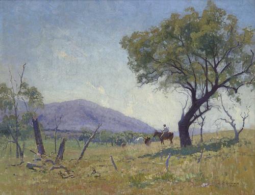 Art Prints of Mingoola Valley by Elioth Gruner
