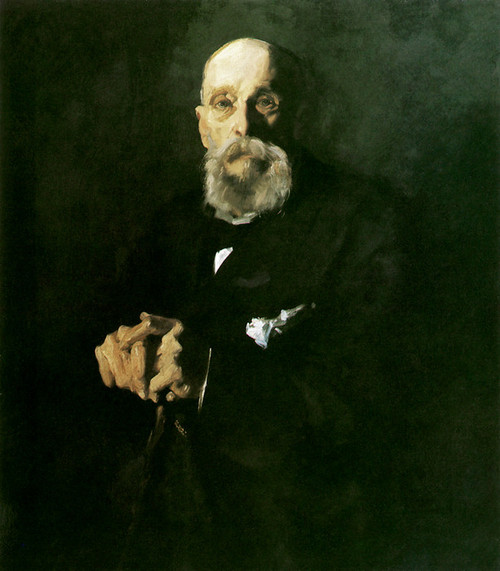 Art Prints of |Art Prints of A Portrait of George Bellows Sr. by George Bellows
