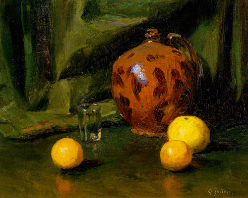Art Prints of Lemons by George Sotter