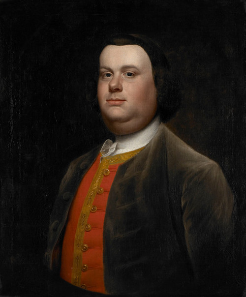 Art Prints of James Stanely by George Stubbs
