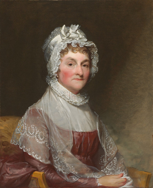 Art Prints of Abigail Smith Adams by Gilbert Stuart