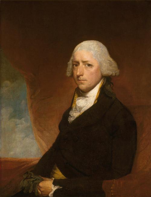 Art Prints of John Ashe by Gilbert Stuart