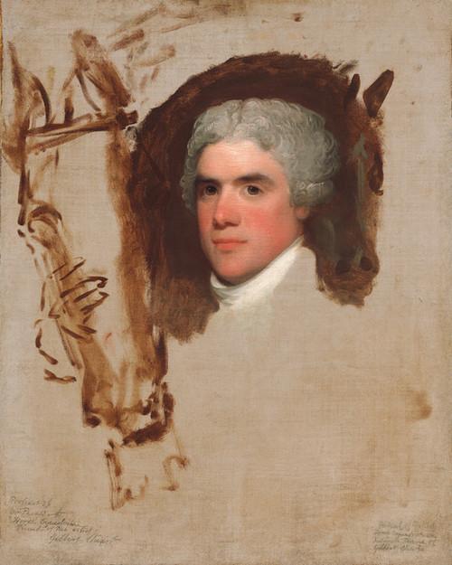 Art Prints of John Bill Ricketts by Gilbert Stuart