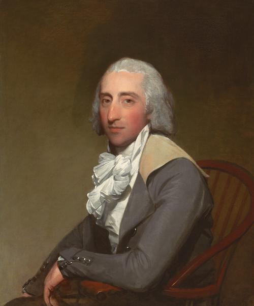 Art Prints of Lawrence Reid Yates by Gilbert Stuart