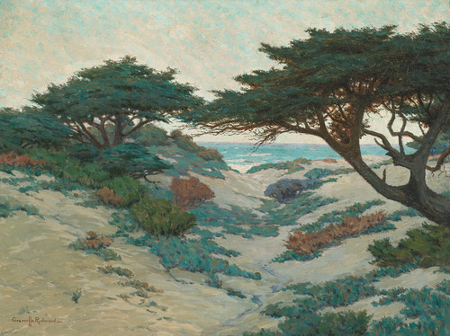 Art Prints of Carmel Coast by Granville Redmond