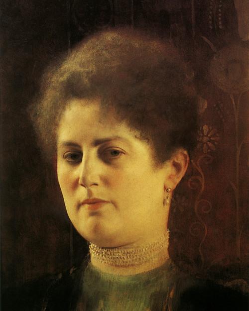 Art Prints of Portrait of a Lady 1894 by Gustav Klimt