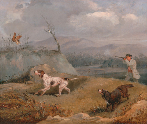 Art Prints of Grouse Shooting by Henry Thomas Alken