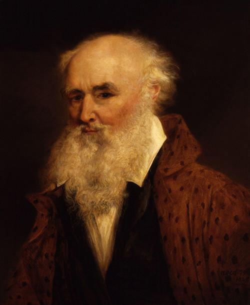 Art Prints of Self Portrait II by James Ward