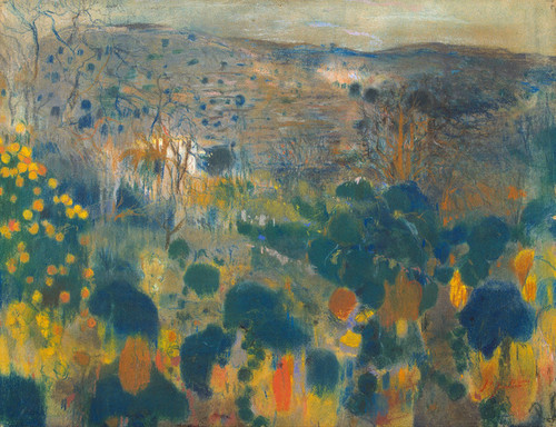 Art Prints of Landscape by Joaquim Mir