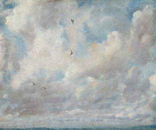 Art Prints of Cloud Study by John Constable
