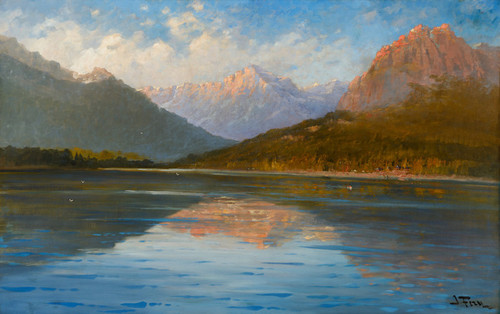 Art Prints of Lake McDonald by John Fery