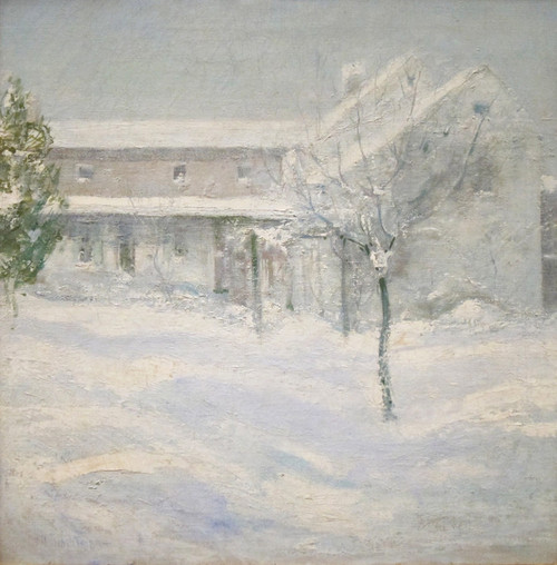 Art Prints of Old Holly House by John Henry Twachtman