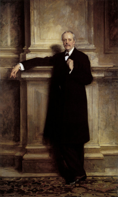 Art Prints of Arthur James Balfour by John Singer Sargent