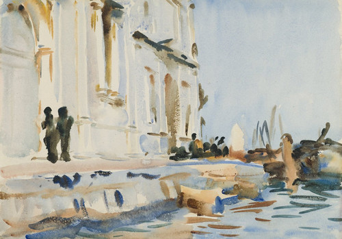 Art Prints of All' Ave Maria by John Singer Sargent